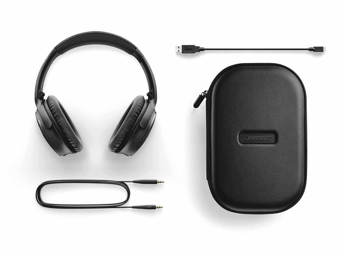 Casti cu anularea zgomotului - BOSE QuietComfort 35