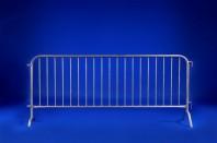 Garduri mobile tip jandarmerie - M125 Crush Barrier cu 19 bare