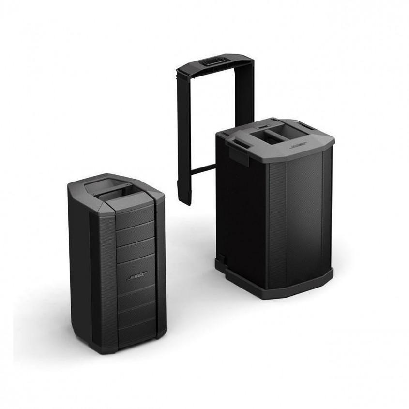 Suport integrat bas Bose F1 pentru boxa array flexibilă Bose F1 Model 812