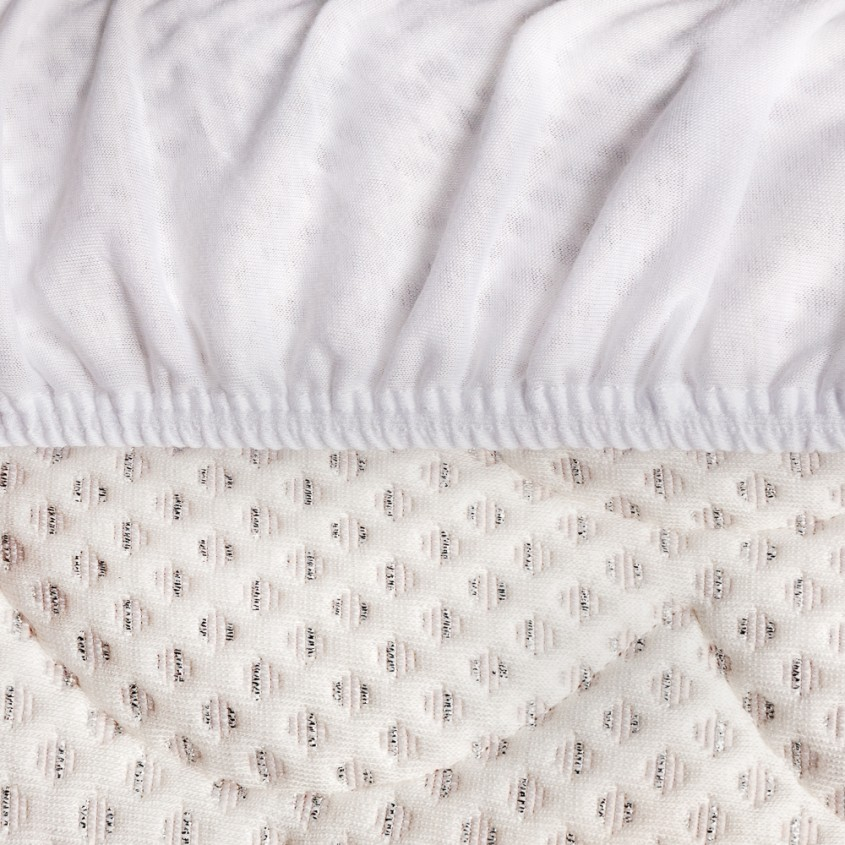 Protectie saltea de pat impermeabila cu elastic