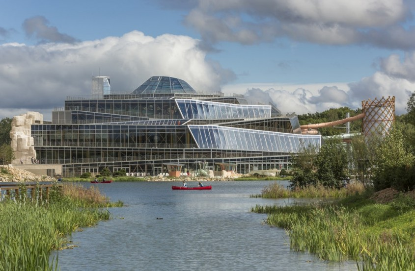 Parcul acvativ Aqualagon, Franta