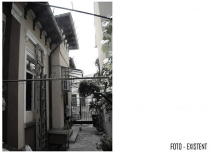 Remodelare mansarda locuinta existenta - str Ioan Bianu 10.13  Bucuresti AsiCarhitectura