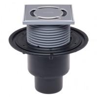 Receptor vertical pentru balcon si terasa DN50/75/110 - HL310N.2