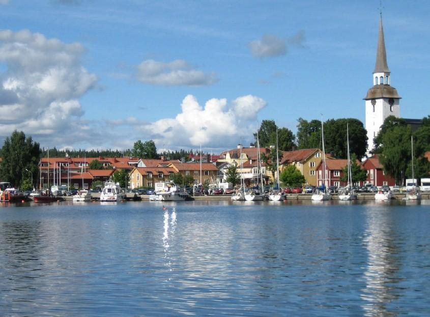Mariefred, Suedia
