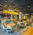 Confortul mobilierului Chairry la Hotelul ibis Styles Bucharest City Center