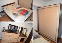 Mobila dormitor light si comoda pentru machiaj M0017