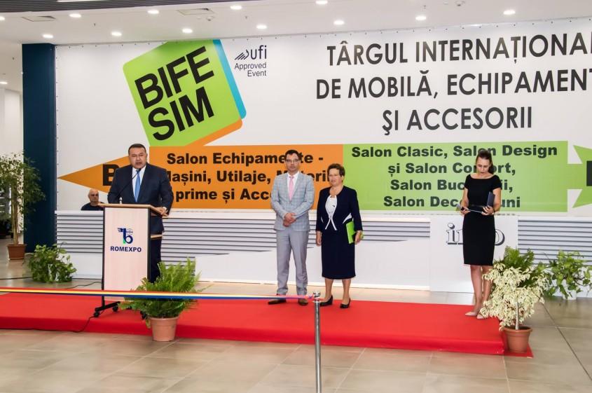 BIFE-SIM 2019 - o incursiune în fascinanta lume a mobilei!
