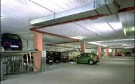 Sistem mecanic de parcare - PARKLIFT 340