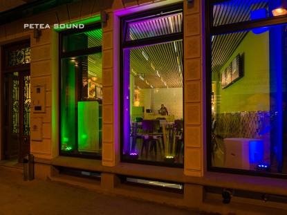 Restaurantul Fever Constanta, vazut din exterior  Constanta PETEA Sound