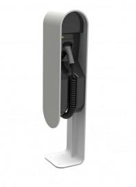 Statie de incarcare EVita aluminum 16A-1F T2 Coiled + DC protection
