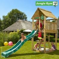 Loc de joaca pentru copii - JUNGLE GYM CABIN