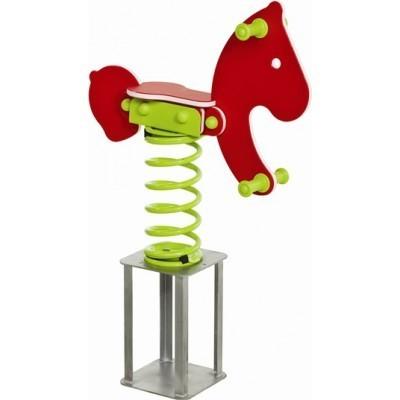 Balansoar pe arc, tip ponei