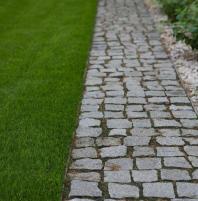 Piatra Cubica Granit Gri Sare si Piper Natur 10 x 10 x 5cm - PC-2181