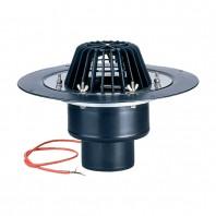 Receptor pentru acoperis cu clema si element de incalzire (10 - 30 W 230 V) -