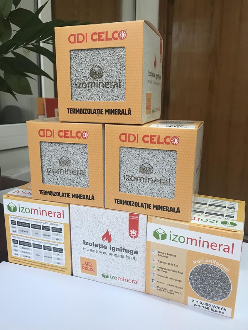 CELCO sărbătorește 45 ani de activitate