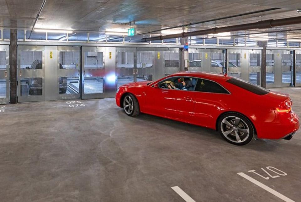Sistem mecanic de parcare - COMBILIFT 542