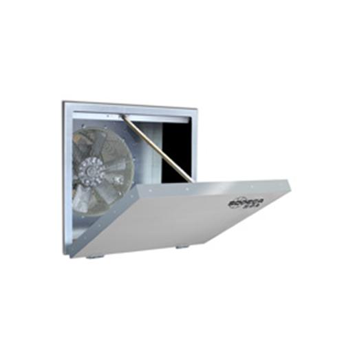 Ventilator pentru desfumare - model THT/WALL