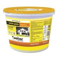 Tencuiala decorativa ultrapermeabila Weber.Pas Topdry Grupa1 Weber Saint Gobain Romania  APN-2905