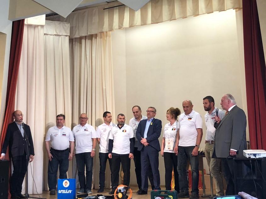 Reprezentantul României s-a clasat pe un onorabil loc 4 la Concursul European al Montatorilor de Pardoseli