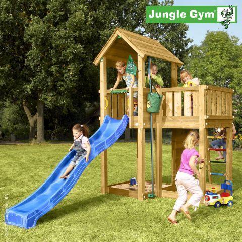 Loc de joaca pentru copii - JUNGLE GYM MANSION