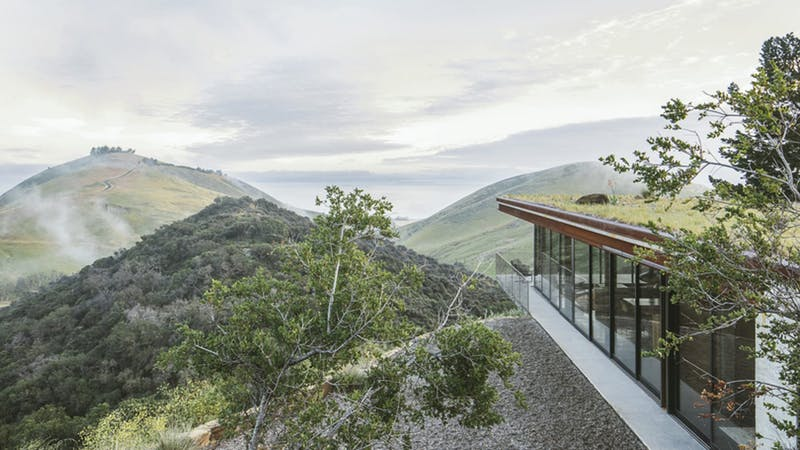 Off-Grid Guesthouse - Central Coast, California, de Anacapa, Wilson Design