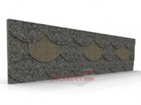 Panouri piatra spalata temelie PPST H40-60