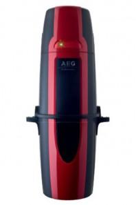 Aspiratorul central de praf AEG OXYGEN - 570 DECO ZCV 855