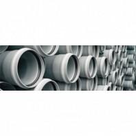Conducte din PVC-U pentru canalizare interioară, cu mufă si garnitură