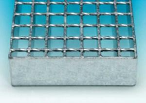 Gratare metalice sudate prin rezistenta pentru incarcari ridicate SP
