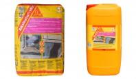 Sikalastic®-152 Mortar flexibil pentru hidroizolatii si protectia betonului