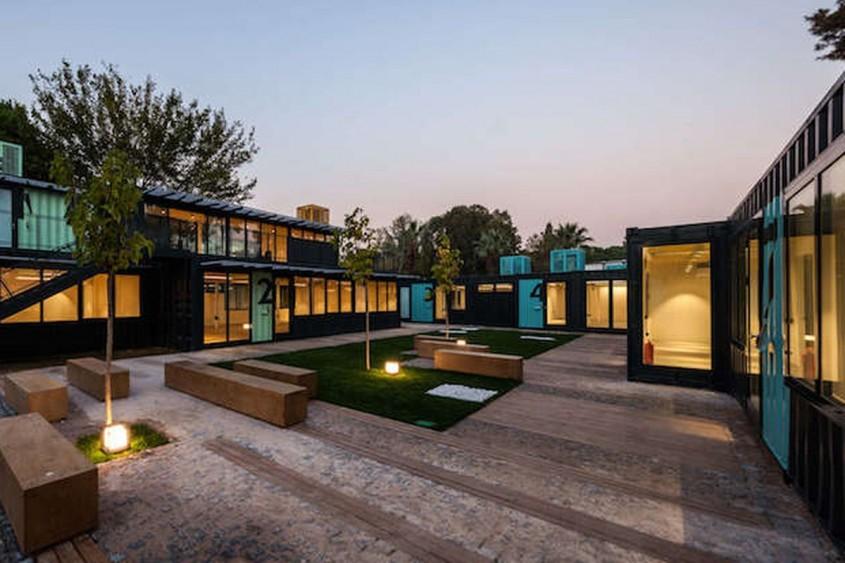 <b>7. Un centru de cercetare in campusul Universitatii Ege din Izmir, Turcia</b>