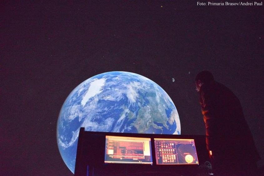 S-a deschis cel mai mare planetariu din România, un proiect unic în Europa