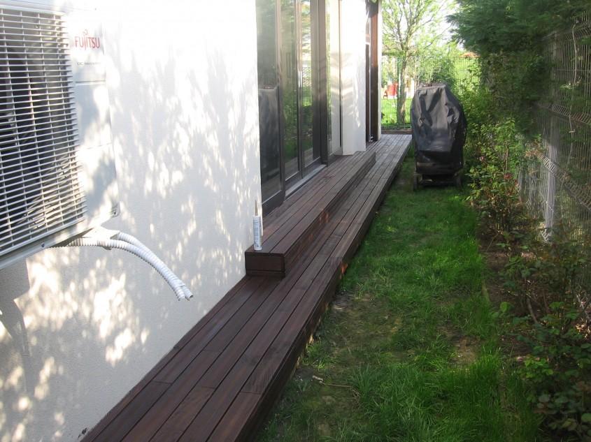 Decking-ul din lemn pentru exterior - opțiunea cea mai elegantă pentru casă