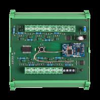 Distribuitor butoane de comanda pentru sina DIN - SANELA SLZA 17