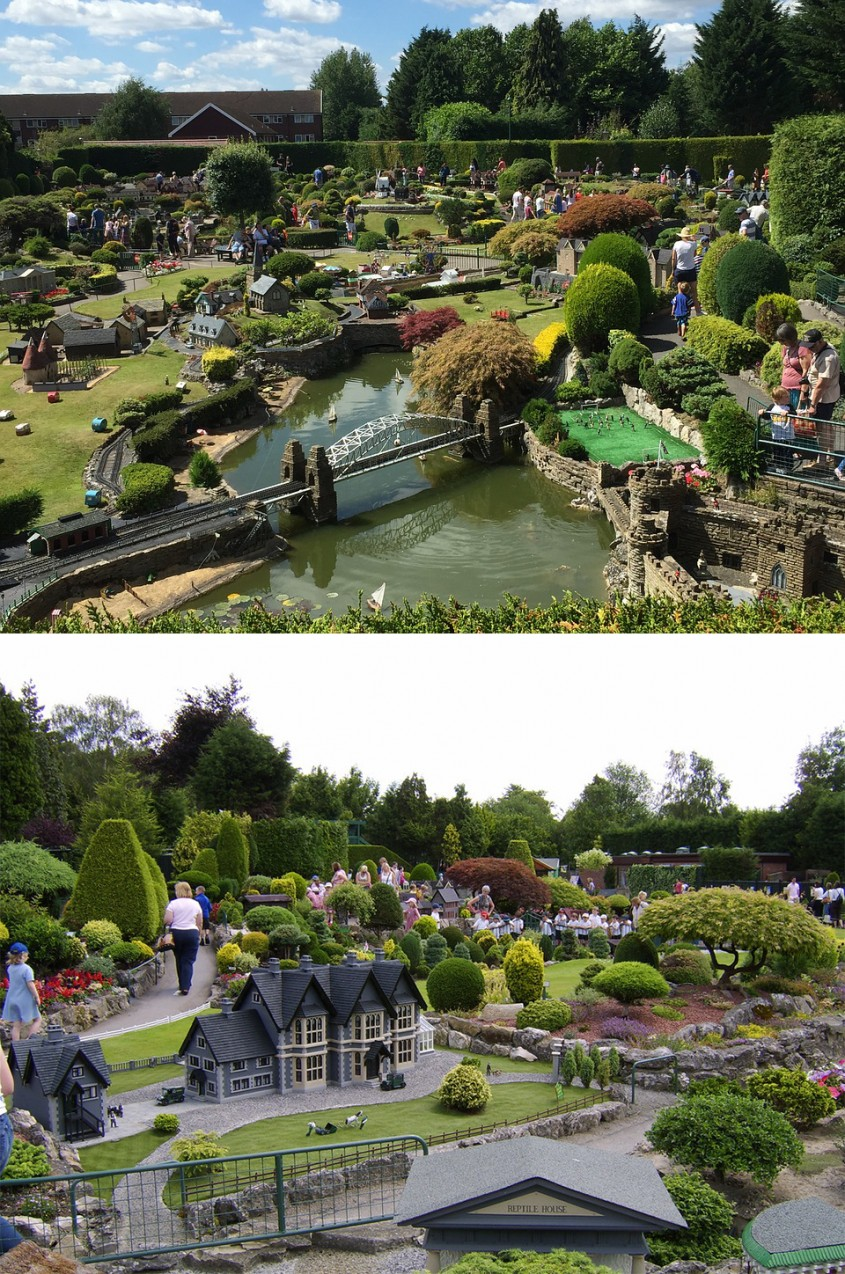 Bekonscot Model Village, Buckinghamshire, Anglia