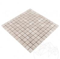 Mozaic Marmura Cappuccino Antichizata 2.3 x 2.3cm MPN-3154