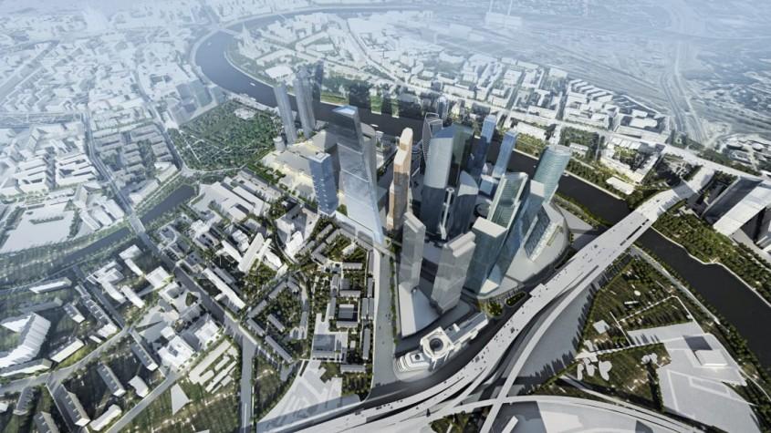 Undă verde pentru construirea celei mai înalte clădiri din Moscova