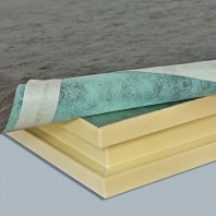 Placi termoizolante rigide din poliuretan (PIR) BACHL tecta-PUR® Polymer