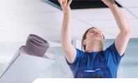 Avantajele difuzoarelor de tavan pentru tubulatura textila FabricAir®