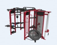 Echipament fitness - Modul functional SYNERGY 360XM
