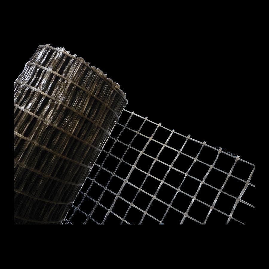 Plasa fibra pentru armarea sapei