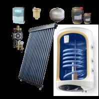 Pachet Solar C281 cu boiler mural
