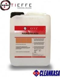 Detergent profesional gel ACID pentru curatat suprafete - TIEFFE PULIPIETRA ACID