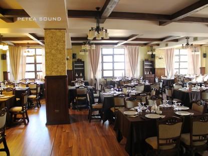 Restaurantul Millenium -Galati - interior  Galati PETEA Sound