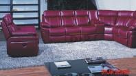Canapea si fotolii cu recliner - IRIS
