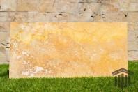 Travertin - Golden Sienna Cross Cut