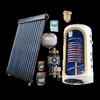 Pachet Solar C290 cu boiler bivalent