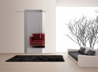 Usa glisanta model Fume grigio trasparente