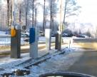 Sisteme de parcare automate in statiunea Straja din Hunedoara