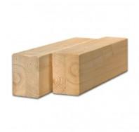 Grinzi lamelare din lemn de molid